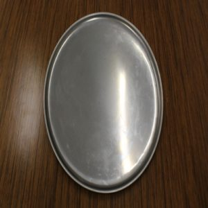 15 and 1/2 Inch (395mm) Pizza Trays