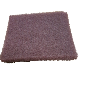 Heavy Duty Maroon Scour Pad (Commercial Grade). The Best Product for easy cleaning and polishing of Stainless Cookware!