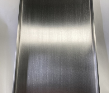 4003 Stainless Polished BBQ Hot plates – Large – 396mm*486mm Suit 4 Burner BBQ